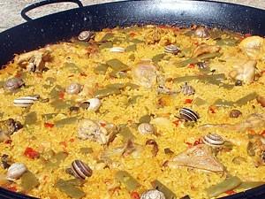 paella valenciana zelf maken